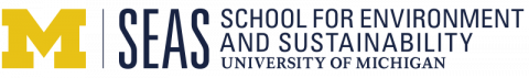 School for Environment and Sustainability logo